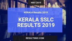 KERALA SSLC RESULTS 2019