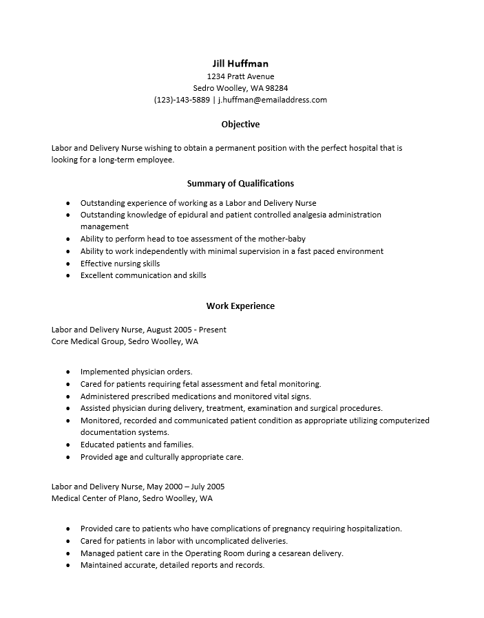 Neonatal Nurse Resume. Neonatal Nurse Resume Best Resume Example