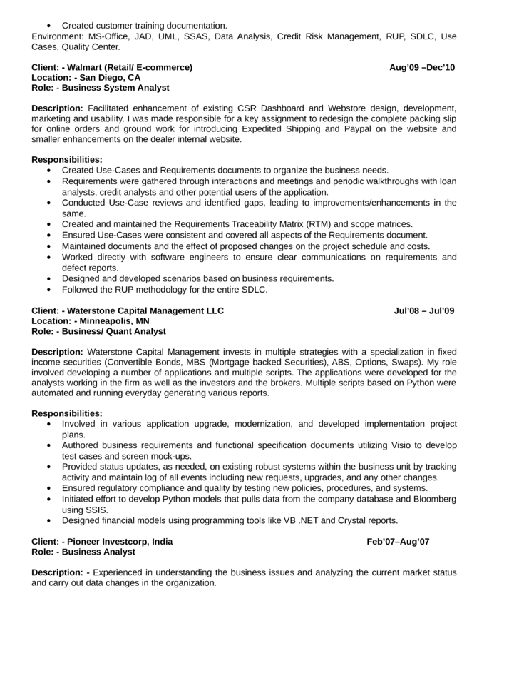 Application Analyst Resume Samples. Analyst Resume Sample Data