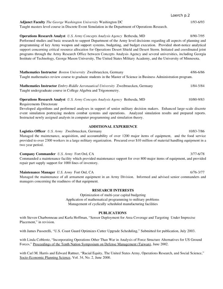 Equity Research Analyst Resume Associate
