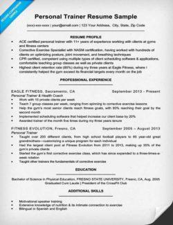personal trainer cover letters - Erkal.jonathandedecker.com