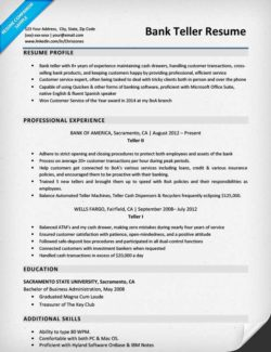 Cover Letter Teller Position No Experience For Bank Sle Systematic Portray Thus