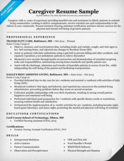 Registered Nurse RN Resume Sample Amp Tips Resume Companion
