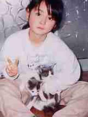 佐々木希 小学生時代 7歳