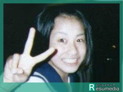 加藤綾子 中学生15歳