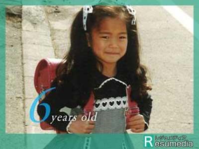 高梨沙羅 6歳 小学生