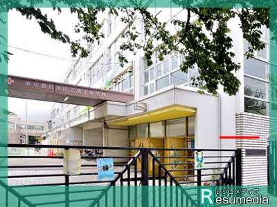 加護亜依 目黒第十中学校