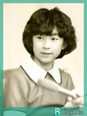 山尾志桜里 小学生