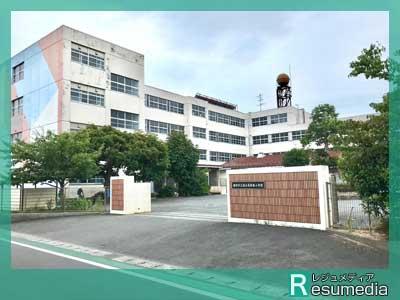 広瀬すず 静岡市立清水高部小学校