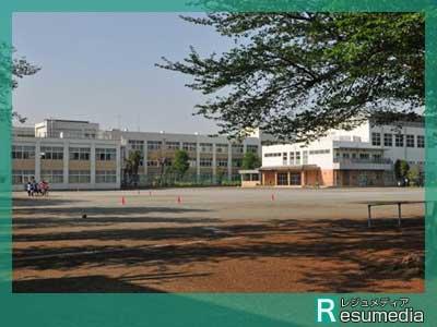 川栄李奈 小学校 大和市立林間小学校
