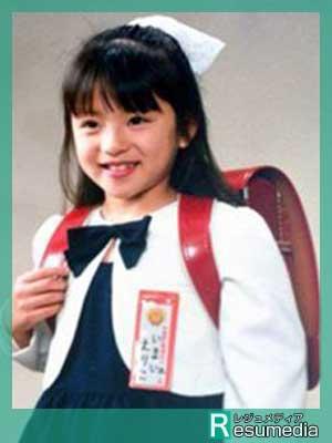 今井絵理子 小学校