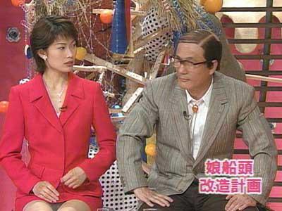 丸川珠代 アナウンサー たけしのTVタックル