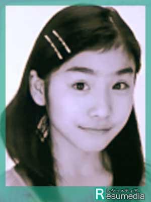 松岡茉優 小学生時代