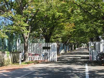 大阪教育大学附属高等学校池田校舎
