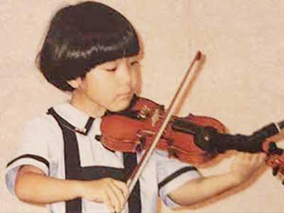 室圭 ヴァイオリン 6歳