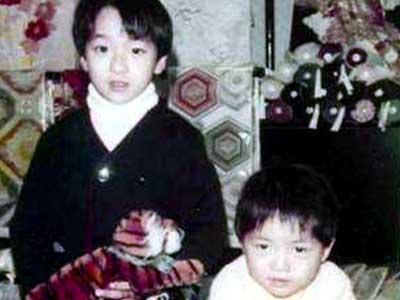 YOSHIKI 小学生時代