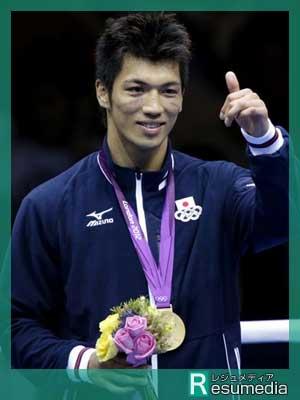 村田諒太 ロンドンオリンピック