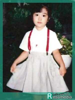 川田裕美 3歳