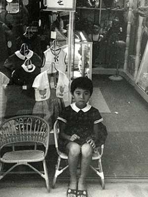 辻元清美 小学生時代