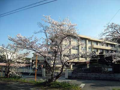 岡山市立上道中学校