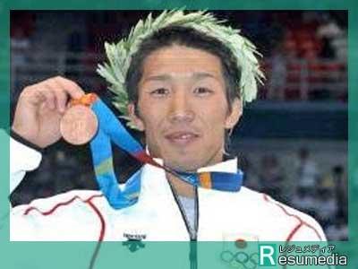 田南部力 アテネ・オリンピック