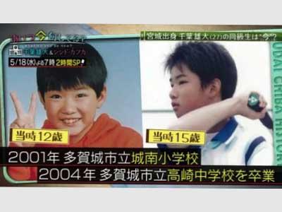 「千葉雄大 小学校」の画像検索結果
