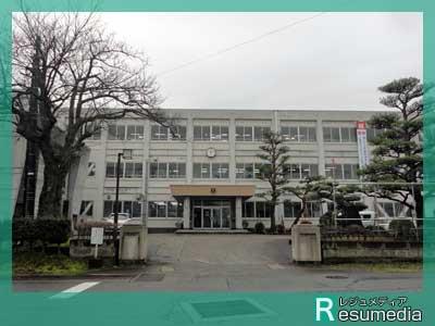 中井りか 富山県立八尾高等学校