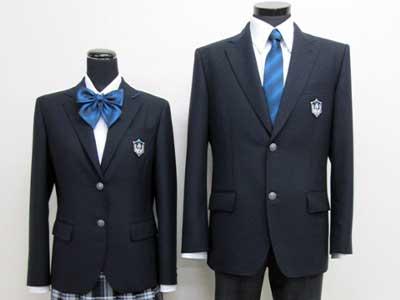 渋谷高校制服参考画像