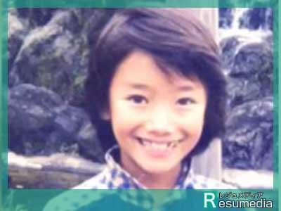波瑠 小学生 9歳