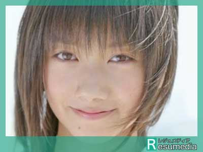 波瑠 中学1年生
