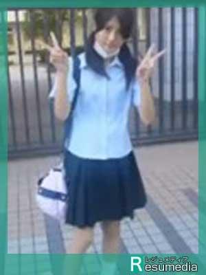 若月佑美 高校2年生夏