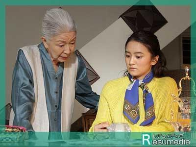 岡田結実 ドラマ 静おばあちゃんにおまかせ
