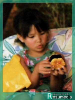 草刈麻有 幼少期