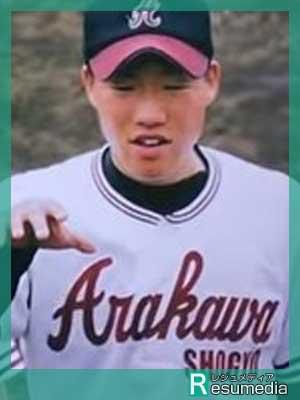 みやぞん 高校   野球