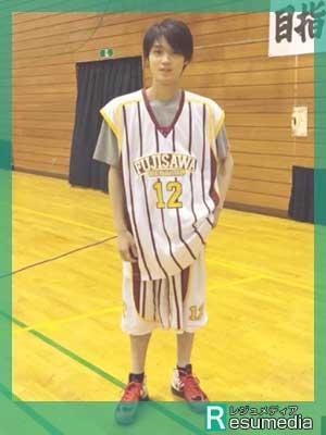 磯村勇斗 バスケットボール