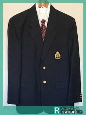 堀越高校制服