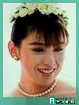 雛形あきこ 結婚 1998