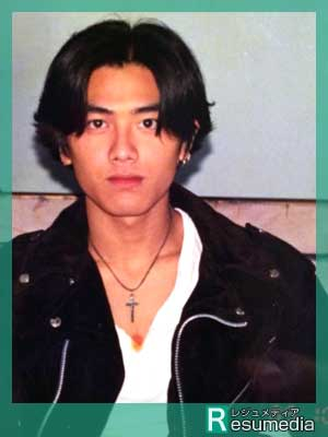 原田龍二 若い頃 19歳
