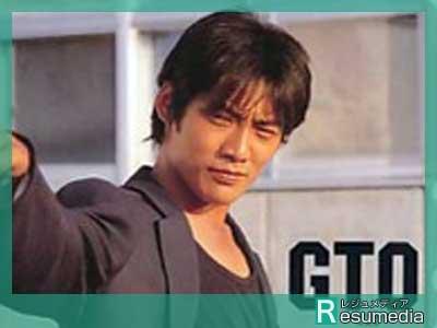 反町隆史 ドラマ GTO