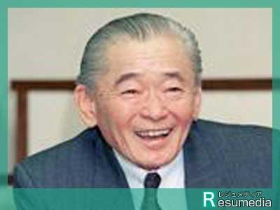 竹下登元総理大臣