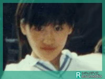 綾瀬はるか 中学時代 2年生