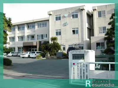 長澤まさみ 城山中学校