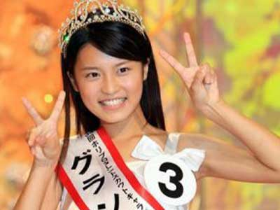 小島瑠璃子 ホリプロタレントスカウトキャラバン グランプリ