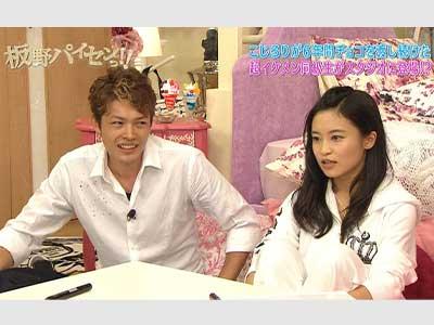 小島瑠璃子 TV 板野パイセン