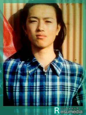 斎藤工 メンズノンノ 1998年7月号
