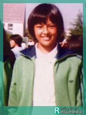 沢口靖子 中学生 14歳