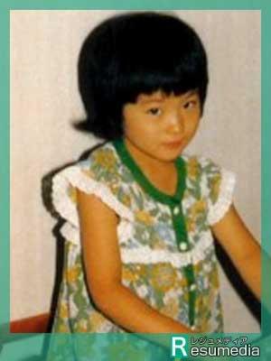 椎名林檎 幼少期 5歳