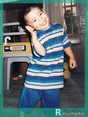 りゅうちぇる 幼少期 3歳