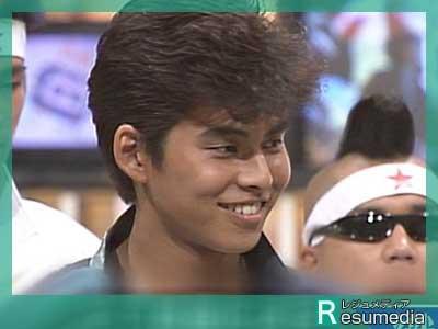 織田裕二 1987年
