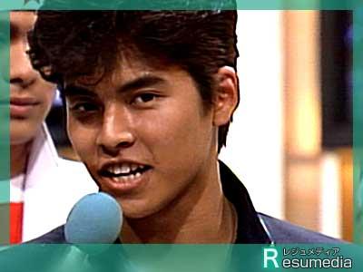 織田裕二 若い頃 1987年